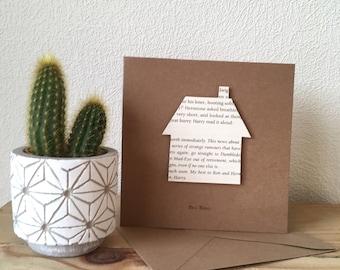 New Home // Handmade New Home Card // Home Sweet Home Card // New Home Card // Home Sweet Home // Home // Handmade Card // Card