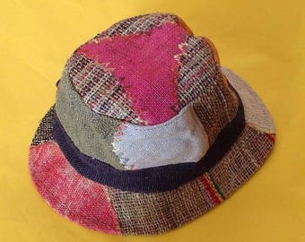 100% THC Free Pure Hemp Sun Hat