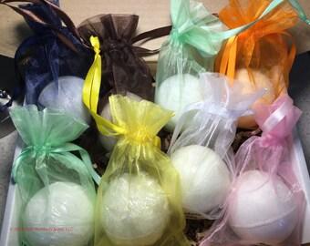 Gift Box - 8 Bath Bombs
