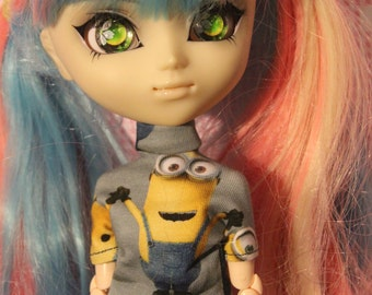 Minion Set for  Pullip, Obitsu, Barbie, Momoko  1/6