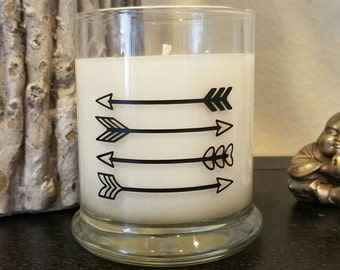 Four Arrows Soy Scented Candle