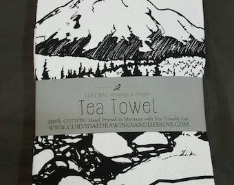 Washington State Tea Towel