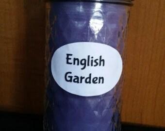 12 oz. English Garden Candle