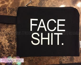 Personalized / Custom Make up Bag / Hair