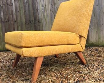 Vintage mid-century G-plan lounge chair