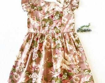 Mulberry Darling Dress