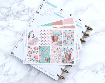 MATTE Classic HP Sweet Treats Planner Sticker Kit - For Classic Happy Planners