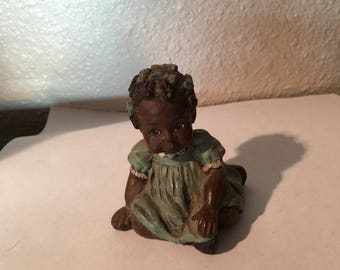 Sarah's Attic -Granny's Favorite Beautiful Little Girl -  Figurine 1992