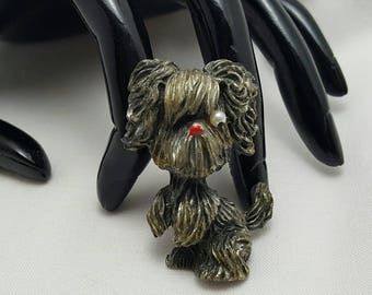 J.J. Dog Pin