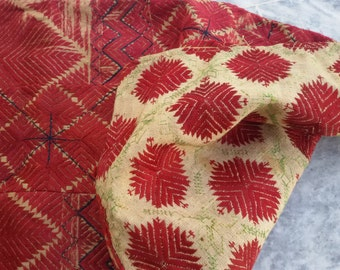Swat Valley Floss silk hand embroidered Pillow case