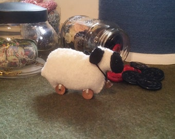 Mini prim Sheep