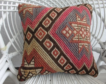 kissen orientalisch 16x16 traditional throw  cushions gypsy rugs turkish rug throw pillows embroidery coussin decorative pillow covers 1788