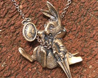The White Rabbit  (Bronze)