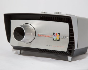 Retro Super Technicolor 510 Instant Movie Projector