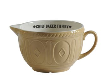 Chief Baker Jug