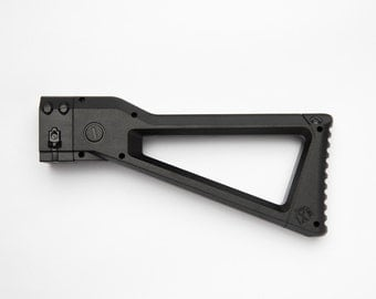 Worker Nerf compatible stock (BLACK)