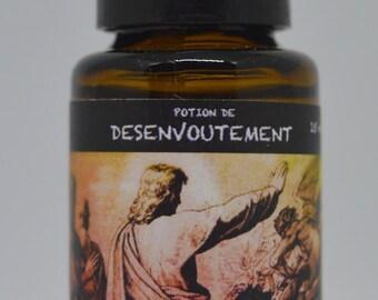 Exorcism potion