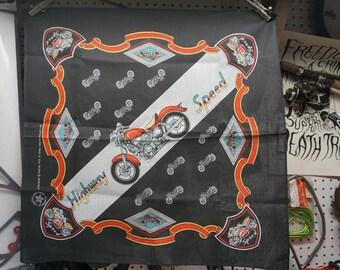 Highway Speed Motorcycle Bandana