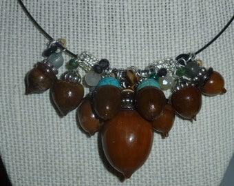 Acorn Necklace #81