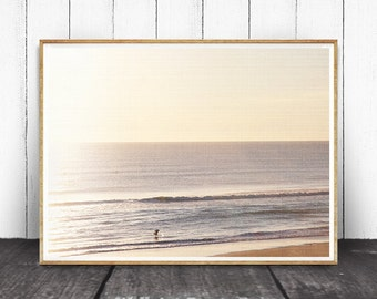 Beach Print, Beach Wall Art, Beach Decor, Coastal Decor, Printable Beach Art, Ocean Water, Coastal Wall Art, Beach Photography, Beach Art
