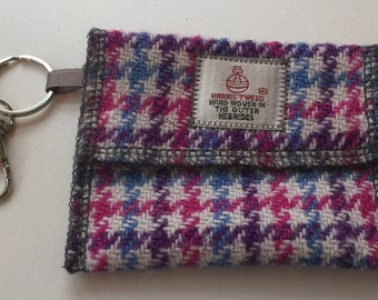 Harris Tweed Small Pouch