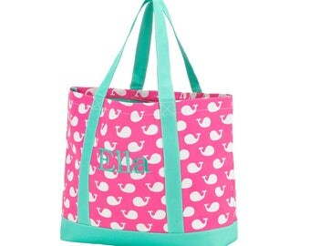 Whales Tote