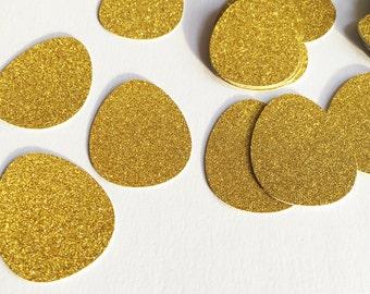 30 Glitter Eggs  , cardmaking , scrapbooks , cards , embellishments