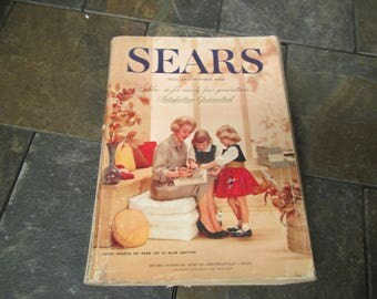 1960 ** Sears Fall and Winter  ** sj