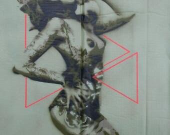 Fine Art Print/ Tattoo Girl/ Pin Up/ Interieur Poster