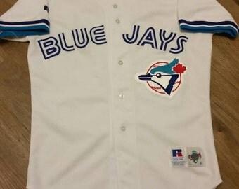 Toranto Blue Jays jersey, American League jersey,mlb jersey, throwback, vintage