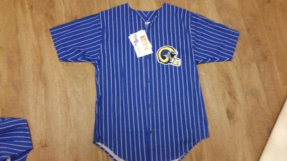 Medium los Angeles Rams jersey, vintage jersey,chalkline,80s, 90s, hip hop, LA Rams, nfl jersey