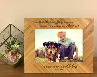 Pet Remembrance, Dog Memorial Frame, Dog Memorial, Dog Loss, Pet Sympathy Gift, Remembrance Gifts, Dog Remembrance Frames, Dog Remembrance