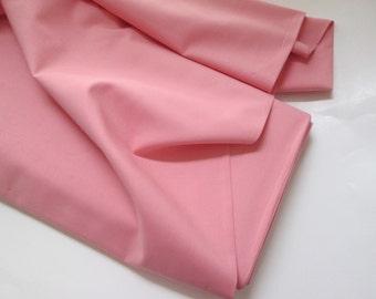 Yardage of Moda's Bella Solid Light Pink