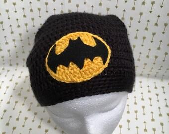 Batman Slouchy Beanie