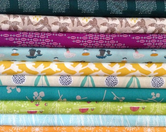 Colorful Bundle! Art Gallery Fabrics