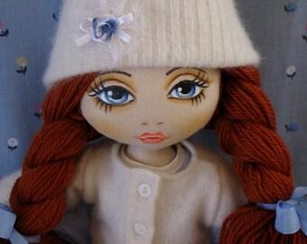 Redhead Dolls, Handmade Dolls