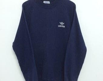 Vintage Adidas Sweatshirt/ Adidas T Shirt / Adidas Jacket / Adidas Sweater / Adidas Hoodie / Run DMC / Adidas Big Logo / Hip Hop