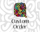 Custom order: 'Hawaii' Friendship Bracelet for Nancy -  Q'enqo Bracelets
