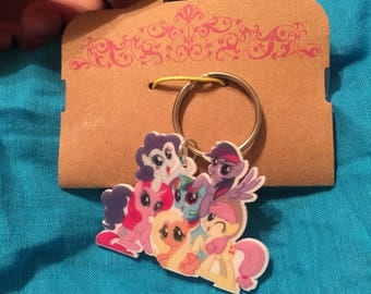 Mixed up Ponies mlp