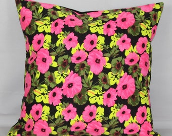 Floral pillow floral pillow case floral pillow cover 20x20 pillow covers 18 x 18 christmas pillows sofa pillow covers 16x16 throw pillows