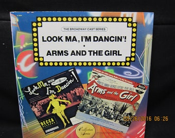Broadway Cast Series - Look Ma I'm Dancing & Arms and the Girl - CBS (1979)