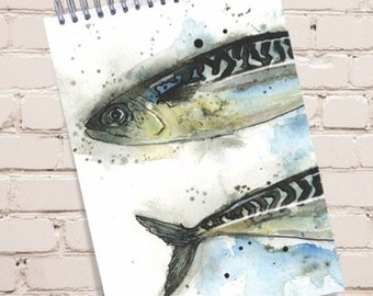Mackerel notebook