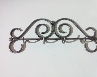 Hand Made Iron Hanger Snail 53 x 22 cm free shipping