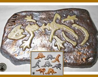 Dinosaur Fossil Chocolate Gift/Bones/Boys Birthday/Girls/Paleontologist/Archaeologist/Ancient/Excavation/Prehistoric/Mens Edible/skeleton
