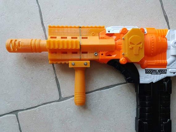 Items similar to Near future assault rifle kit for nerf desolator on Etsy