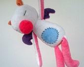 Moogle doll - Final Fantasy XV handmade plush