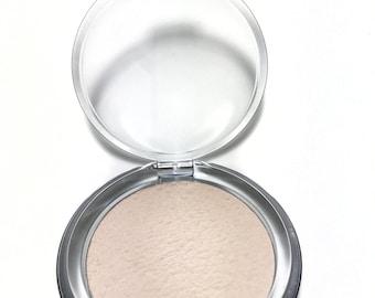 Vegan Makeup-Pressed Matte Mineral Foundation, Organic Matte Foundation, Light Pressed Mineral Foundation, Pressed Mineral Foundation Powder
