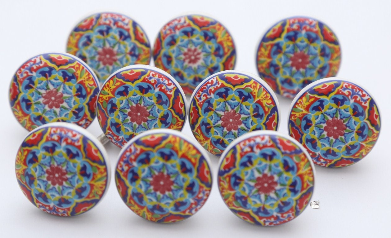 colorful kitchen cabinet knobs colorful ceramic knobs beautiful ceramic door knobs kitchen 13705