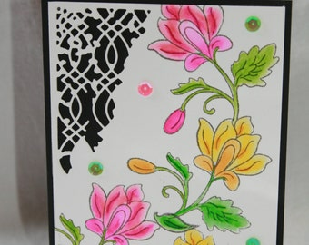 Handmade All Occasion Greeting Card Altenew