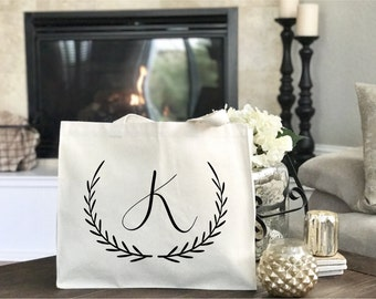Bridesmaid Gift, Bridesmaid Tote Bag, Bridal Party Totes, Bridesmaid Tote Bag, Wedding Bag, Bridal Tote, Bridesmaid Bag